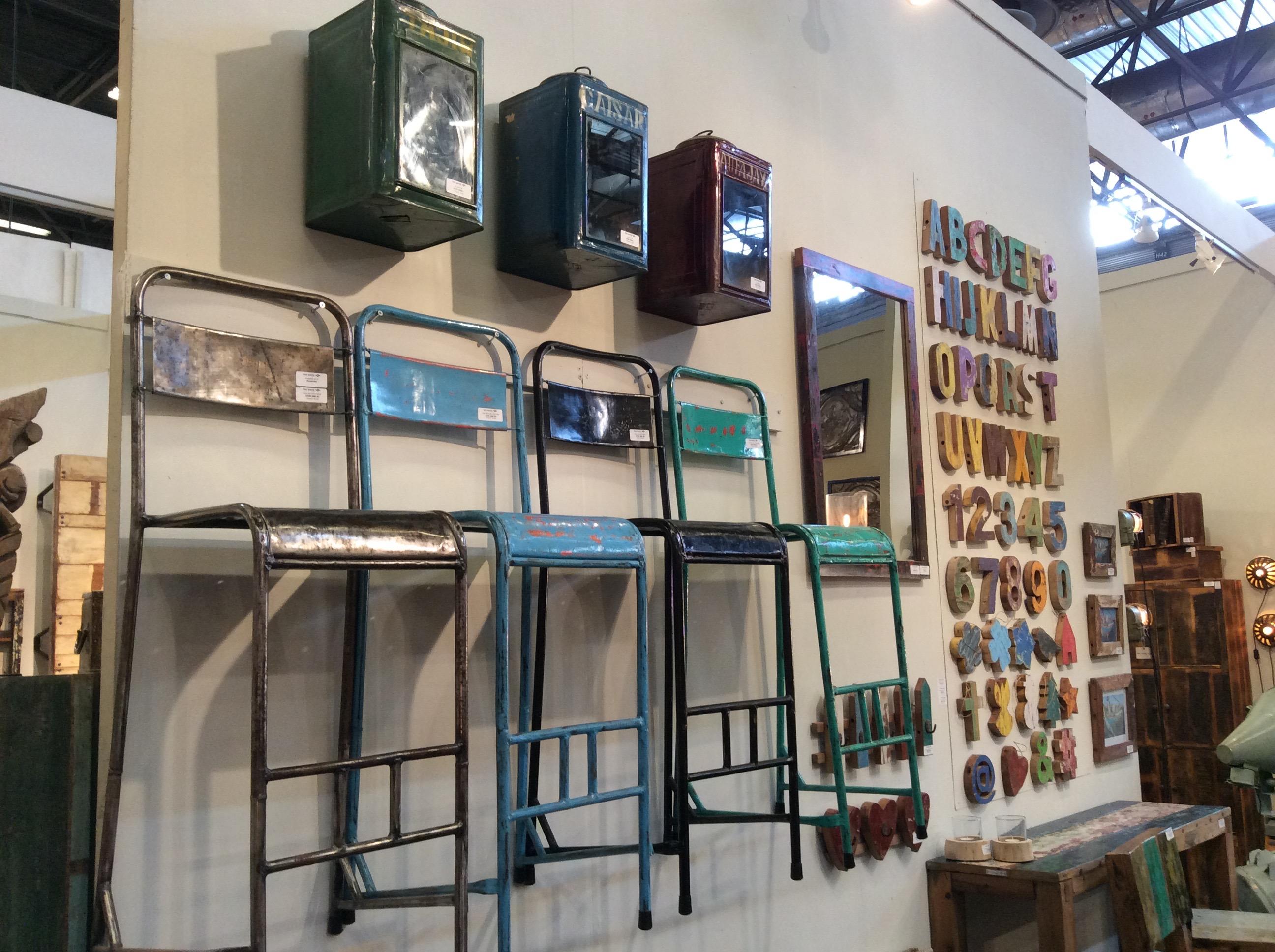 la tendance d co industrielle est europ enne label industrie. Black Bedroom Furniture Sets. Home Design Ideas