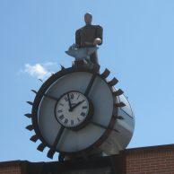 Horloge «ouvrière» (Thiers)