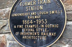 Irlande : au temps des locomotives !