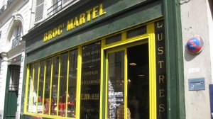Devanture Broc Martel (Paris 10e)