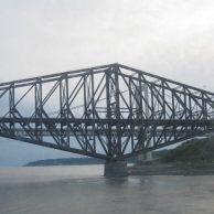 Pont à Québec