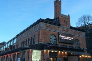 Stockholm (Suède) : vestiges de l'architecture industrielle suédoise