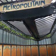 Station de metro parisien