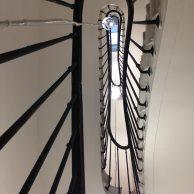 Escalier dans le Marais Paris 4