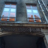 Ancien studio de photographie industrielle Paris 10