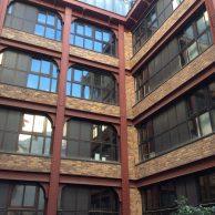 Immeuble industriel rue St Roch Paris 1