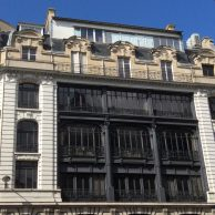 Immeuble industriel Paris 2
